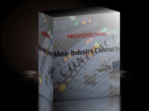 Product picture Professional Music Industry Contrasts!